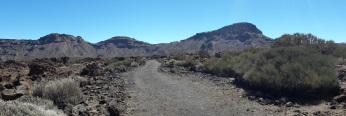 Sanatorio - Parque Nacional del Teide