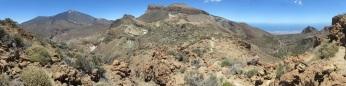 Cumbres de Ucanca - Parque Nacional del Teide