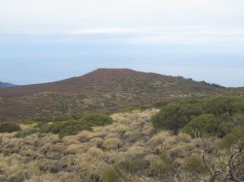 Montaña Limón - Parque Nacional del Teide