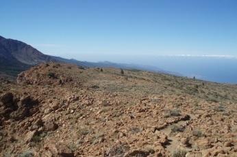 Alto de La Fortaleza - Parque Nacional del Teide
