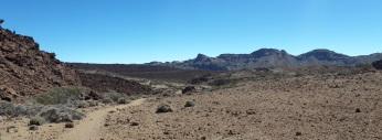 Teleférico-Montaña Blanca-Minas San José - Parque Nacional del Teide
