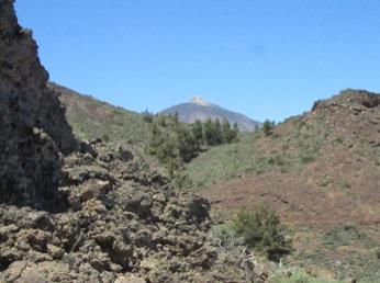 Alto de Guamaso - Parque Nacional del Teide