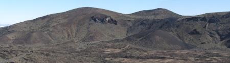 Arenas Negras - Parque Nacional del Teide