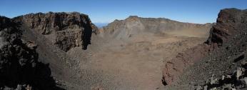 Cráter de Pico Viejo - Parque Nacional del Teide