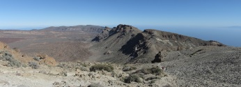 El Filo - Parque Nacional del Teide