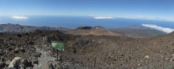 Mirador Pico Viejo - Parque Nacional del Teide