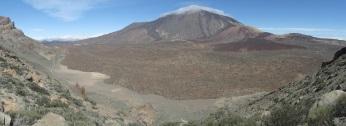 Montaña Blanca y Teide - Parque Nacional del Teide