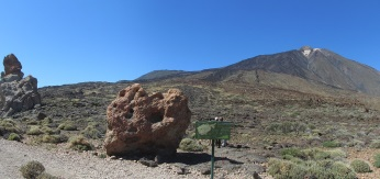 Los Regatones Negros - Parque Nacional del Teide