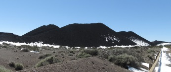 Volcán de Fasnia - Parque Nacional del Teide