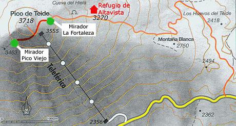 Teide – Ruta Normal