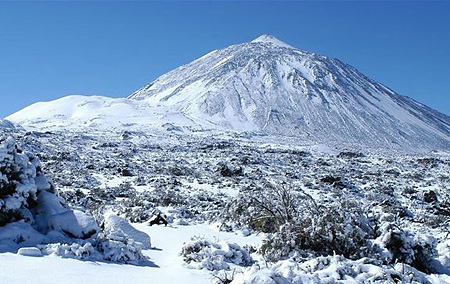 Foto del Teide (Diario de Tenerife)