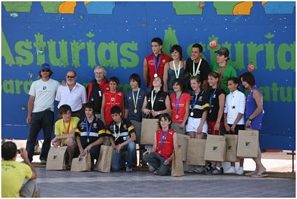 Copa de España de Escalada 2009