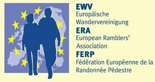 Logo European Ramblers Association