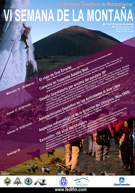 VI Semana de la Montaña 2009