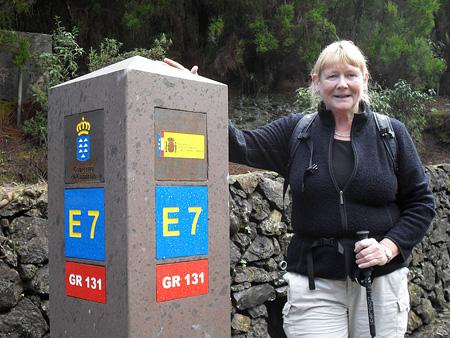 Lis Nielsen - La Caldera - Tenerife