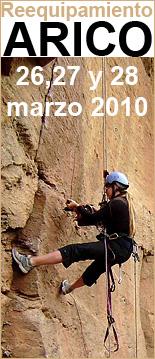 III Jornadas de Reequipamiento en Arico