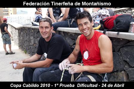 Copa Cabildo de Escalada 2010