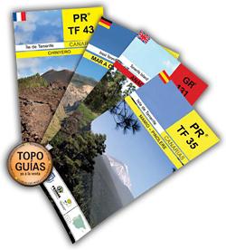 Topoguías Senderos Forestales de Tenerife