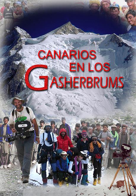 Canarios en los Gasherbrums