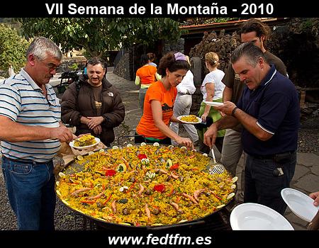 VII Semana de la Montaña - Tenerife -2010
