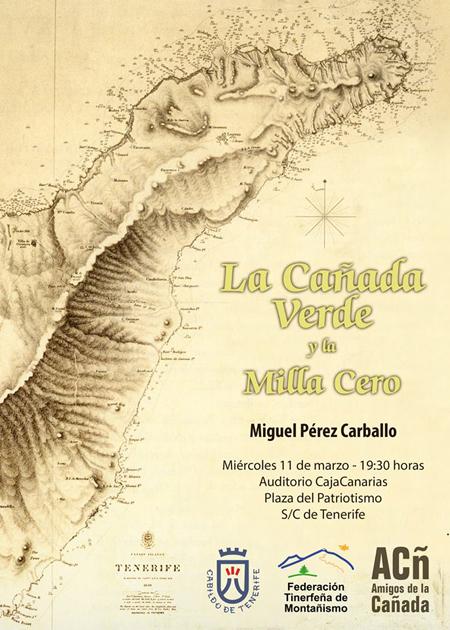 Charla La Cañada Verde y la Milla Cero