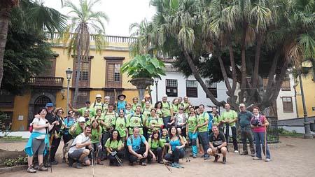 Celebración del 35º Aniversario del Grupo Montañero Tamaide