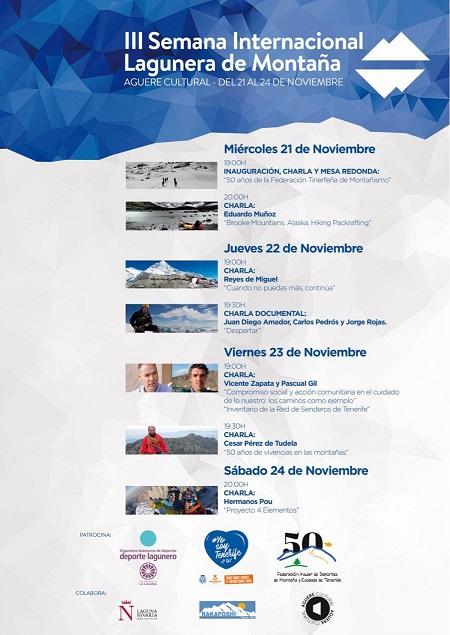 III Semana Internacional Lagunera de Montaña