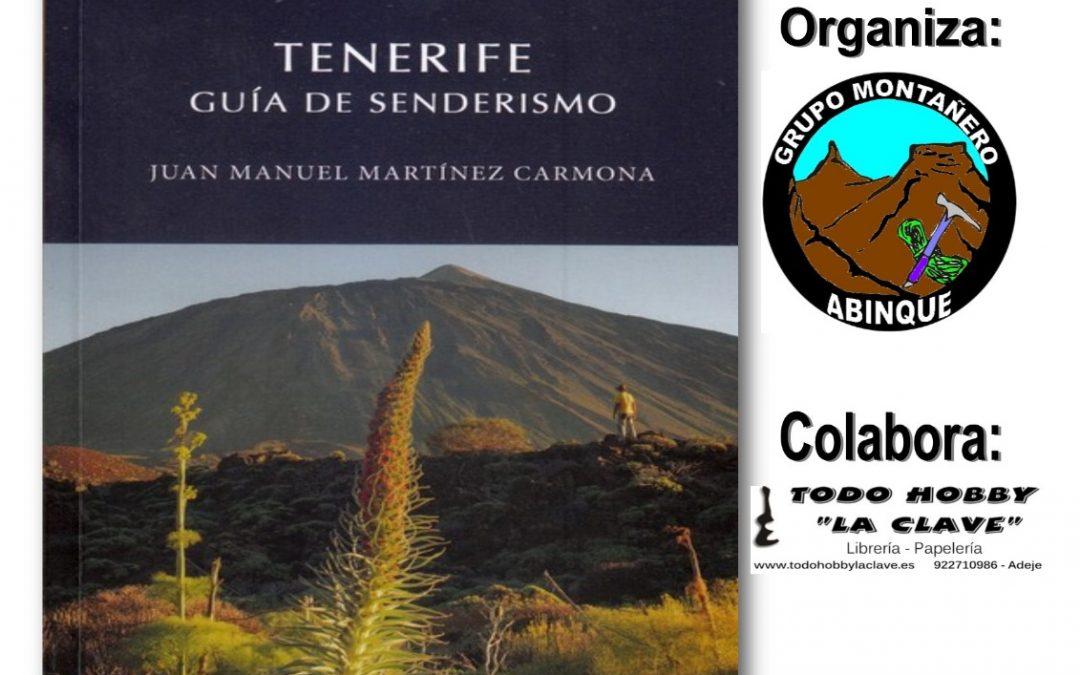 PRESENTACIÓN: Tenerife-Guía de Senderismo