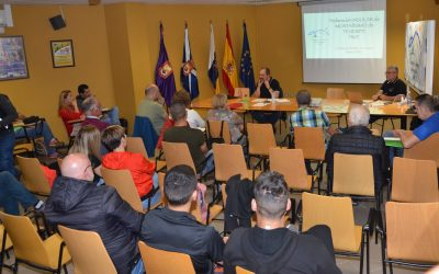 Reunión de Clubs en la Federación Insular de Montañismo Tenerife
