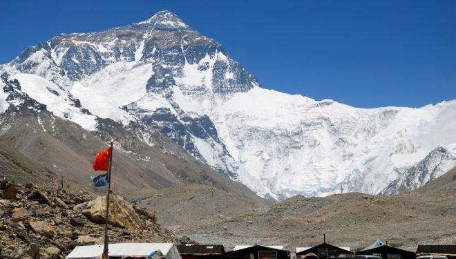 Las autoridades chinas cierran el Everest por la vertiente tibetana