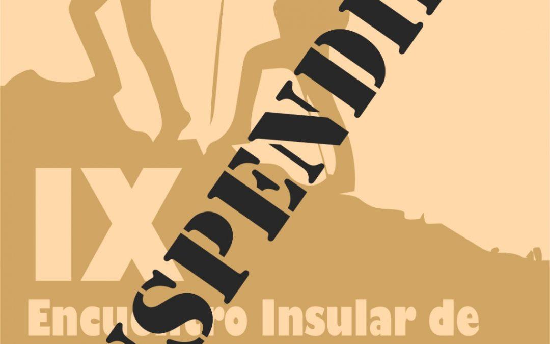 SUSPENSIÓN – IX Encuentro Insular de Senderismo