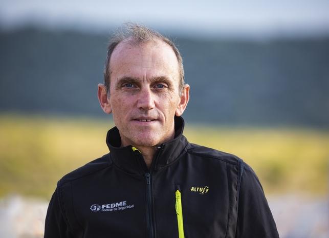 """Alberto Ayora: """"Las carreras por montaña son de los montañeros y no nos las van a quitar"""""""