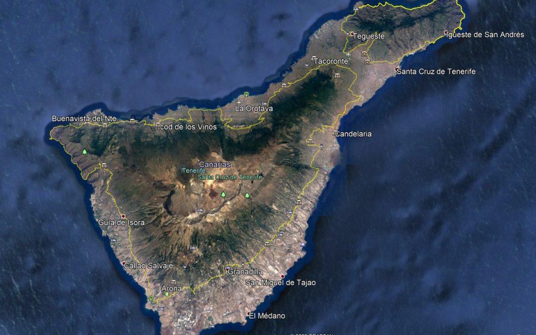 Comunicado del Cabildo Insular de Tenerife