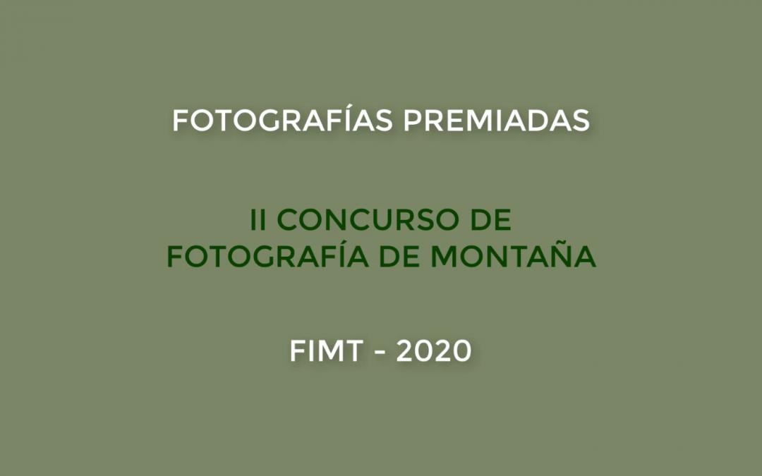 VÍDEO – II CONCURSO DE FOTOGRAFÍA DE MONTAÑA – FIMT 2020