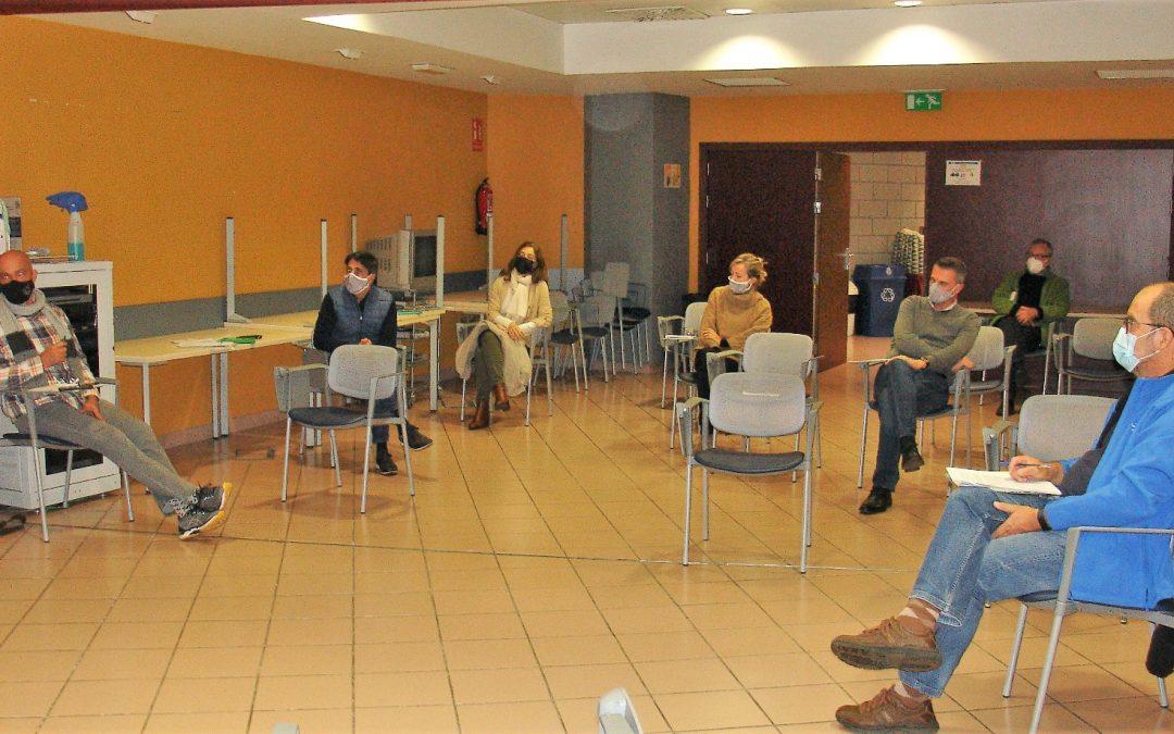 Reunión de la FIMT con la Consejera de Medio Natural