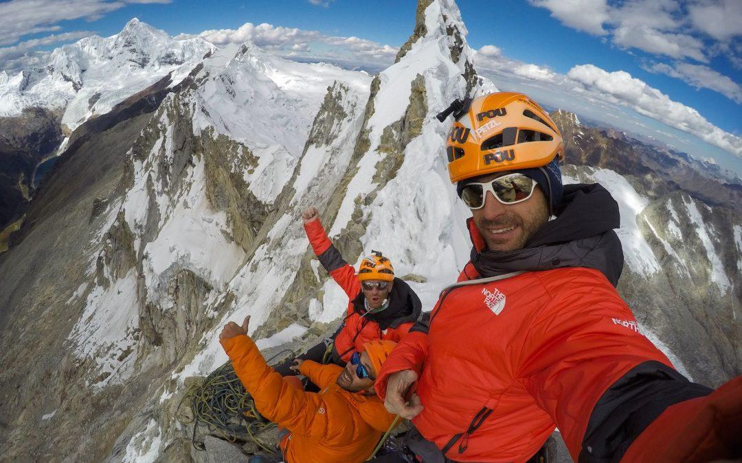 Los hermanos Pou, premio Sociedad Geográfica La Exploradora por sus Expediciones Antológicas