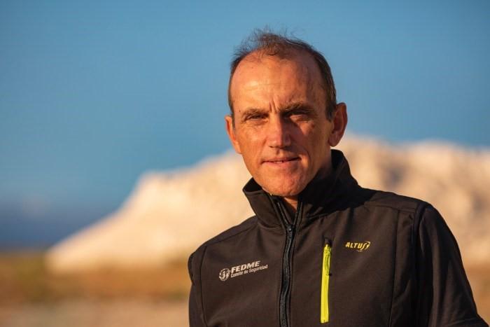 Alberto Ayora, nuevo presidente de FEDME