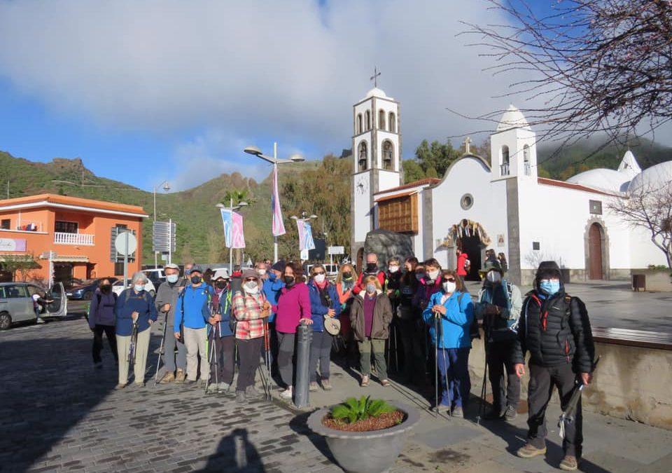 Actividad del Gmt Tenerife