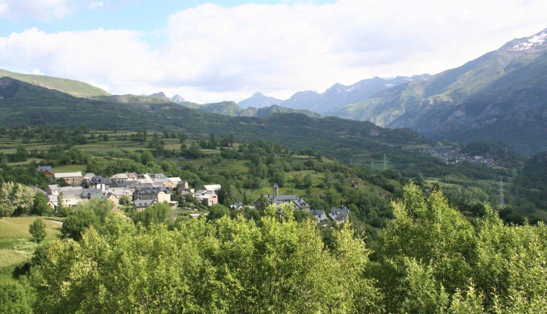 Los montañeros apoyan a los habitantes de los municipios de montaña
