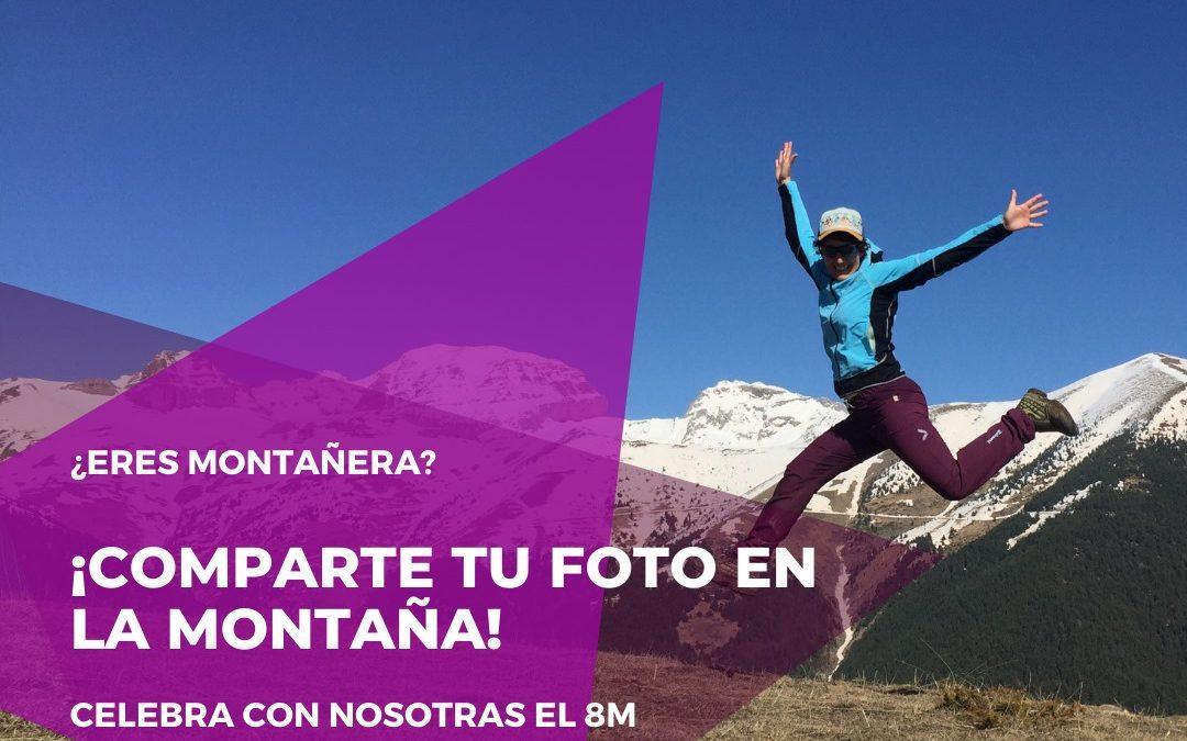 Mujer y Montaña 8M