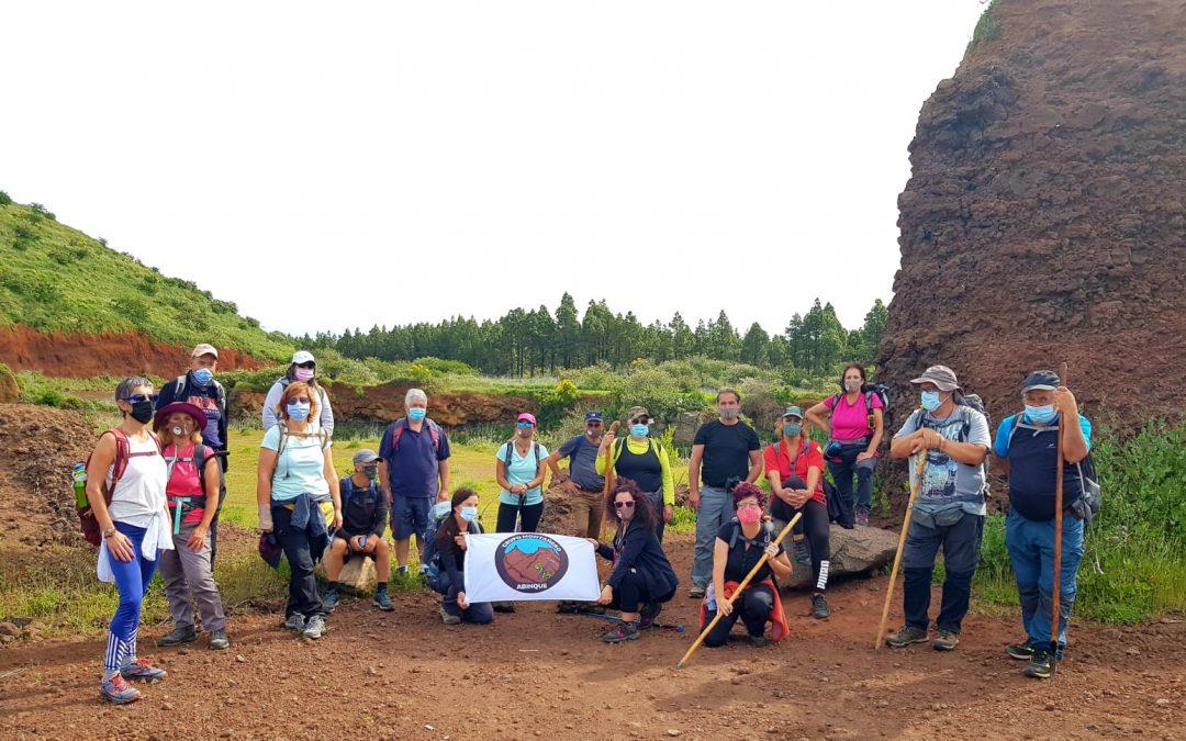 Actividad Grupo Montañero Abinque