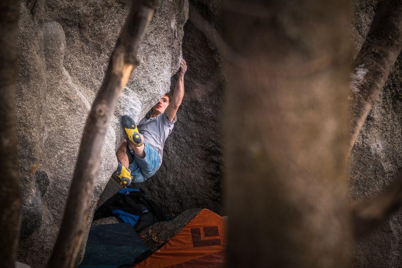 Alex Honnold y Adam Ondra, las dos maneras de entender el mundo de la escalada