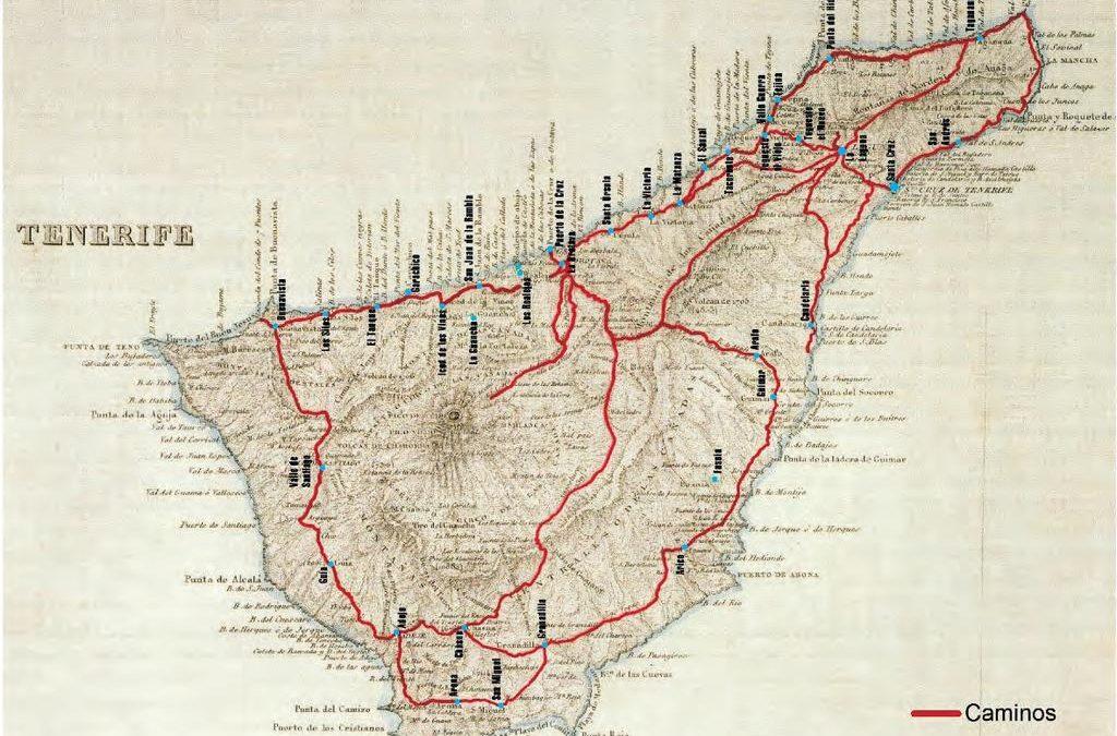 Libro y Atlas de la Red Caminera de Tenerife