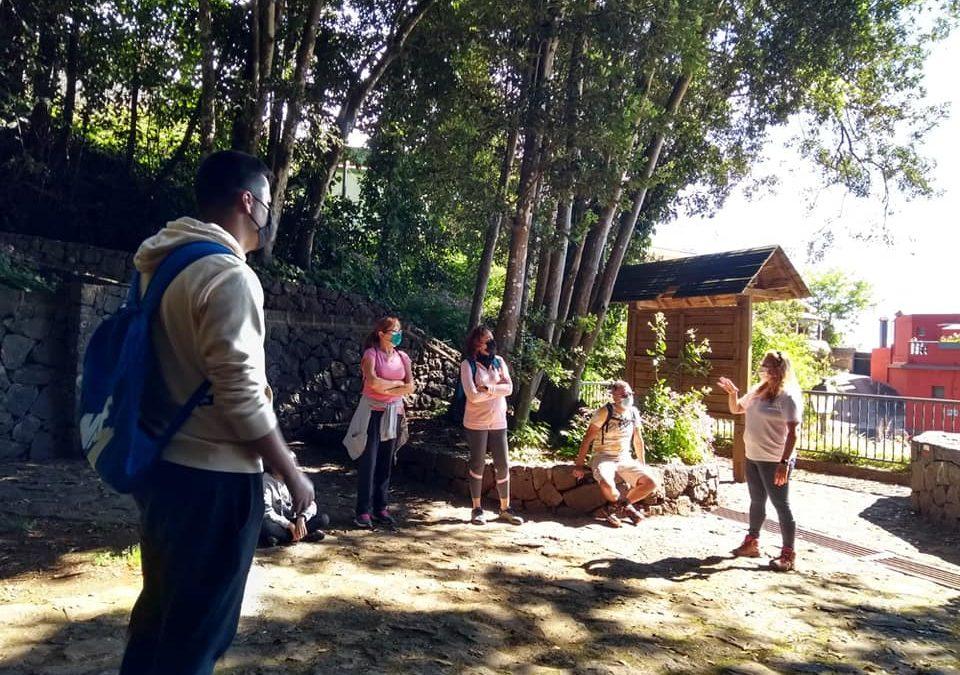 Actividad medioambiental de la Asociación Terramare