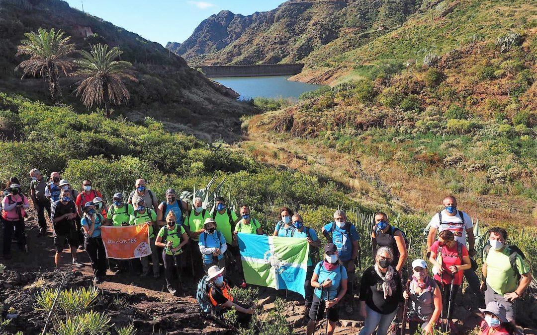 Actividad Club Masucatojo Senderistas de La Cruz – Circular por el Barranco de Tahodio con Masucatojo