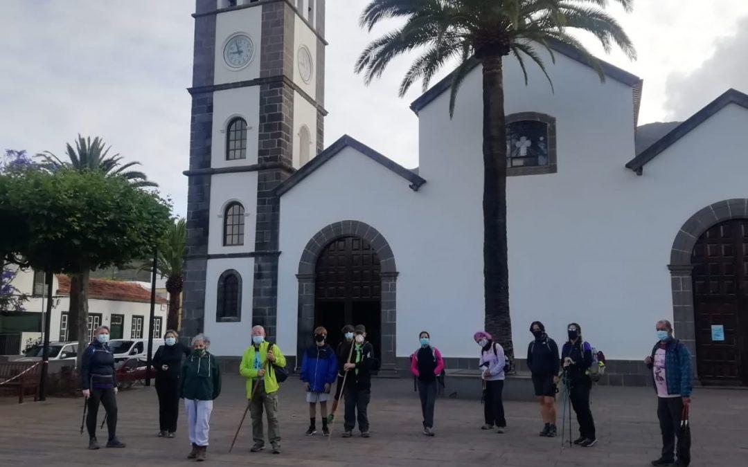 Actividad Montañeros de Nivaria – Circular Tegueste, La Orilla, El Caidero