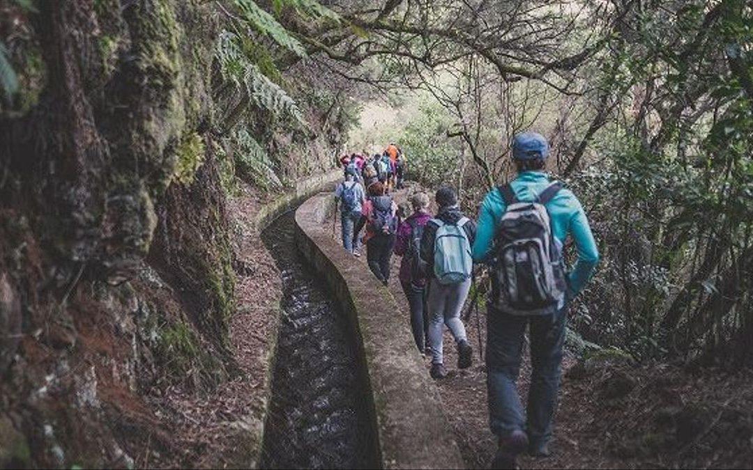 La Palma se convierte este mes en el epicentro internacional del senderismo