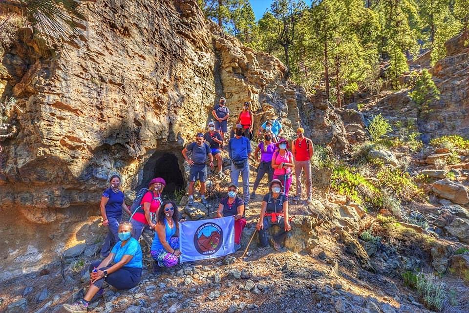 Actividad del Grupo Montañero Abinque – Sombrerito de Chasna