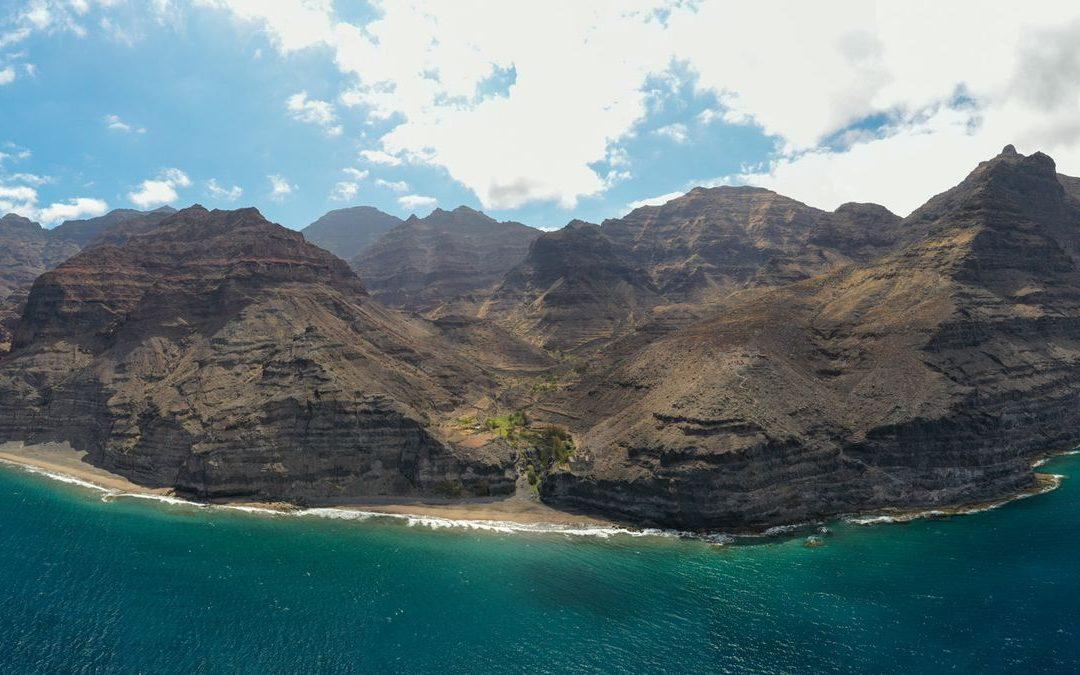Gran Canaria quiere convertir Guguy en el quinto Parque Nacional del Archipiélago