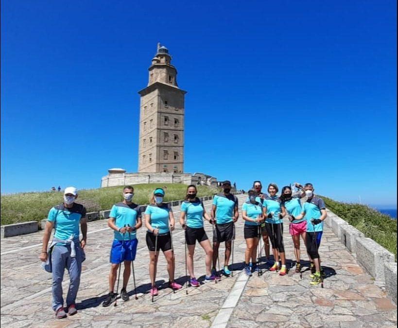 Campeonato de España de Marcha Nórdica – III Trofeo Cidade da Coruña